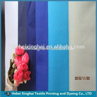 TC 65/35 136*76 combed dyed nurse uniform fabric