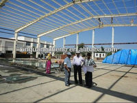 Prefabricated galvanized Industrial Commercial and Residential Steel Structure Building