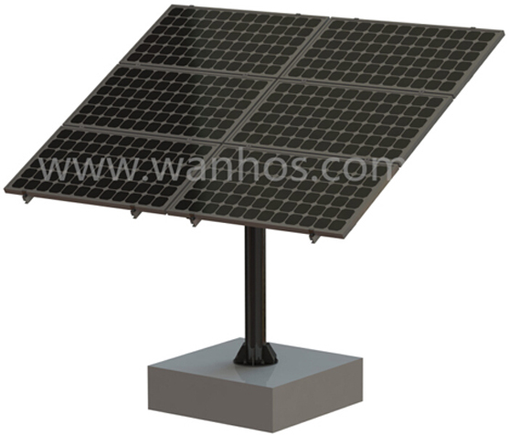 pv solar module Racking  Mounting Systems for Pole Mount Bracket