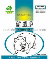 SUKAFEED-Sw.Gain/feed addictive for pigs to improve digestion and gain weight