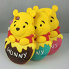 Winnie The Pooh Phone Case 3D Cute Cartoon Mobile Phone Silicone Case For iphone 4/4s/5/5s/6/6 plus samsung series Wholesale