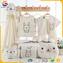 Wholesale factory low prices baby clothes clothing set