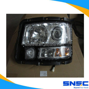 FOR SNSC,DZ93189723010 Head lamps assembly left, SHACMAN delong F3000 headlamp/truck lamp DZ93189723010,spare parts of shacman