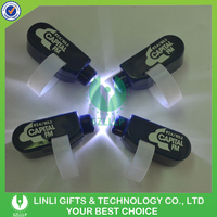 Top Selling Eco-friendly Cheap LED Light Up Ring Light For Promotional GIfts