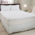 China Elegant Hotel Quilted Luxurious Cheap Mattress Topper Pad