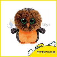 High Quality Profession Design Halloween Bird Plush Toy
