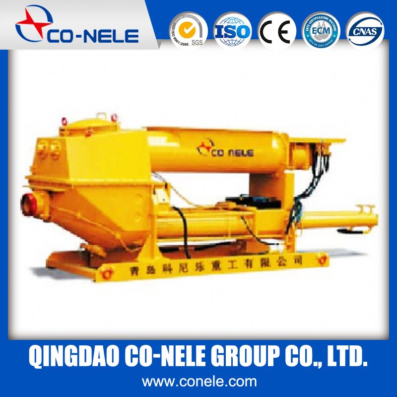 electricity sludge concrete miner pump