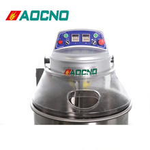 industrial used bakery horizontal dough kneading mixer machine
