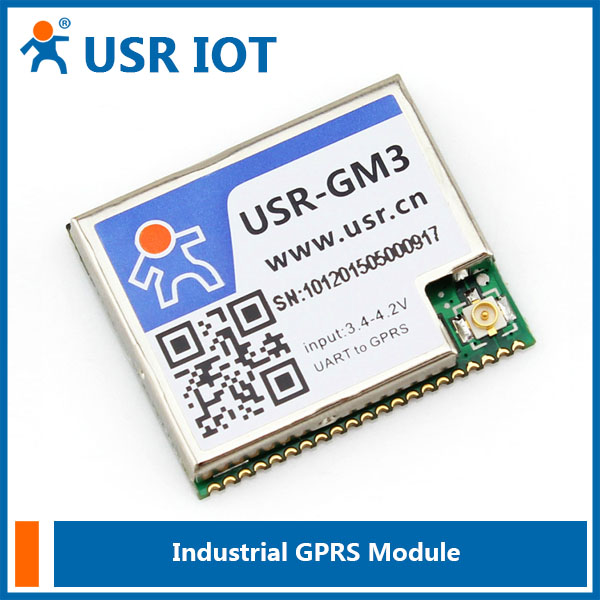 USR-GM3 GPRS GSM Module Serial GPRS Modem Support SMS Configuration
