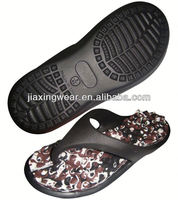 Once Injection sport slippers for footwear and promotion,light and comforatable