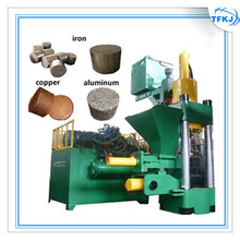 Metal Briquette Hydraulic Press Machine