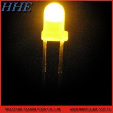 high quality super bright 3mm led diode price Epistar/Cree/SANAN chip