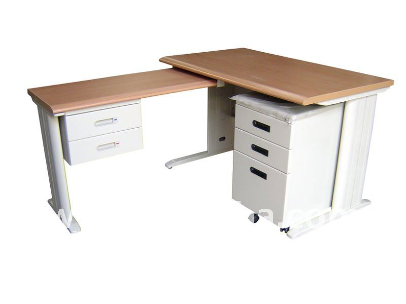 Office Table with side return