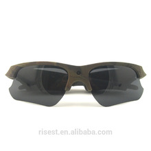 Full HD Hidden Image Sunglasses Polarized(Waterproof+Changable Lens)