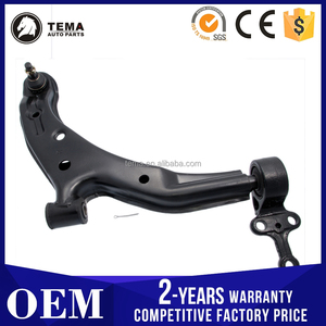 54500-4M410 Quality Assured Manufacturer Auto Spare Parts Lower Control Arm For Bluebird Sylphy G10 2000-2005