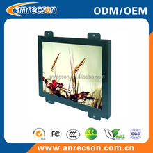 10.4 inch 10 point capacitive touch open frame LCD monitor