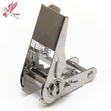 1 inch 304 stainless steel ratchet buckle