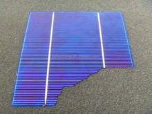 B grade Solar Cells broken solar cell