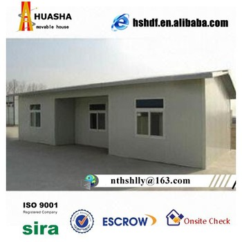 Low Cost Mobile House Sandwich Panel Housing