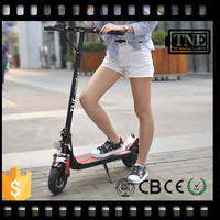TNE high quality folding 2 wheels electric scooter for adults