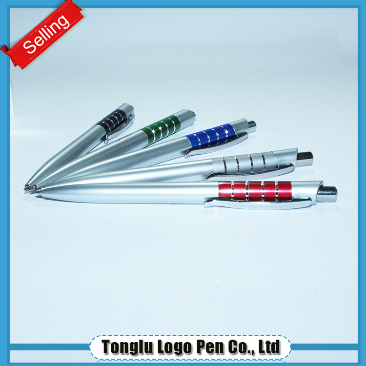 School Supplies inkless metal pen for office