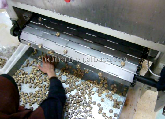 KH Soft/caramel/taffy/toffee center filled soft/hard candy making machine