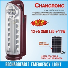 rechargeable lantern lamps electric power solar light led hand lamp
