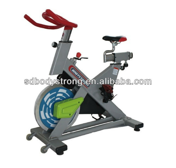 CE, ROHS Approved Commercial Exercise Spinning Bike--FB5807
