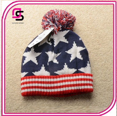 woolen Knitted winter hats beanie for cold weather