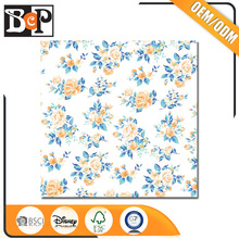 OEM design 12x12 a4 paper flower designs with BSCI