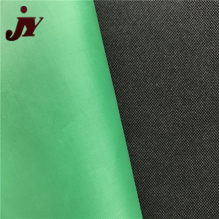 Hangzhou Jinyi Hot sale FDY 210T taffeta pu coating camouflage silk fabric