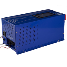 Factory Price Pure Sine Wave Adjustable Display 1000w 3000w 6000w MPPT Solar Panel Inverter