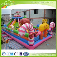 Best quality giant inflatable jumping slide,inflatable jumping bouncer,inflatable trampolines for sale