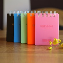 Wholesale White Thick Notebook With Colored Paper