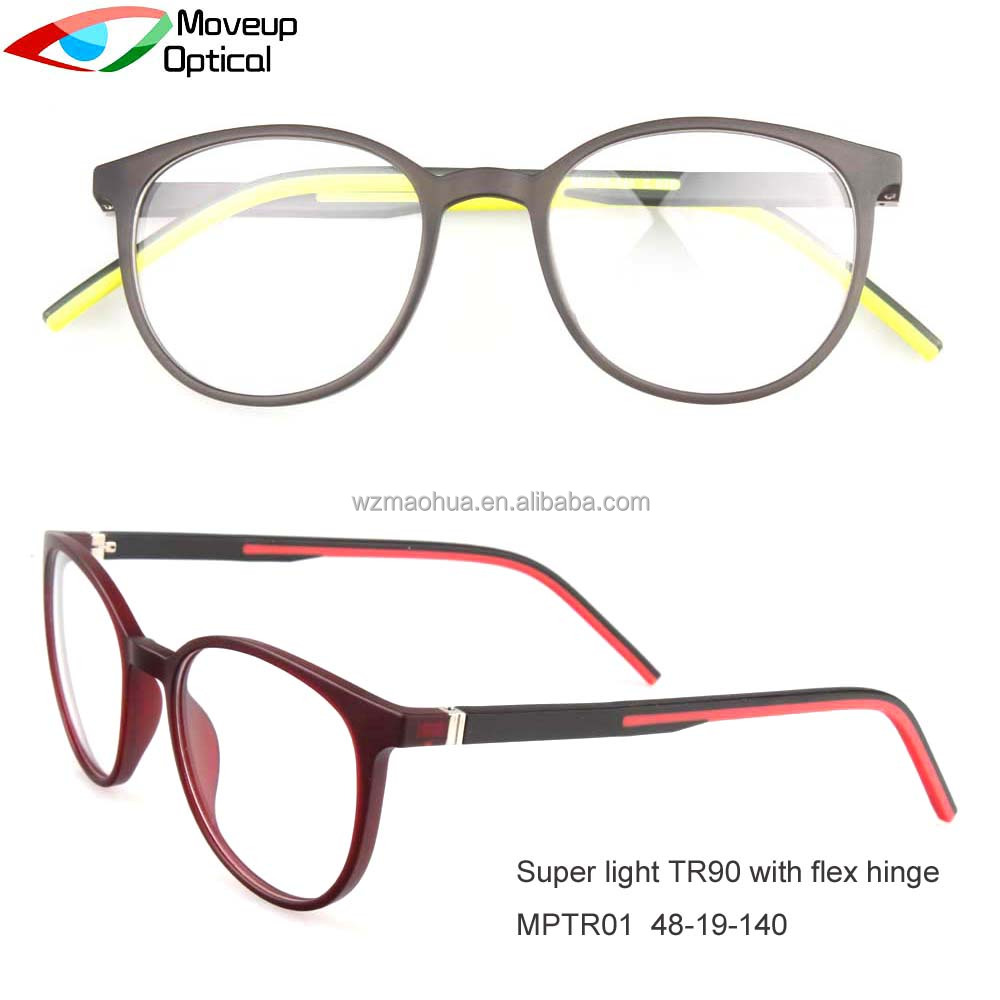 TR90 Ready goods NO MOQ best selling eyeglasses frame in <strong>China</strong>