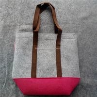 Felt women big felt bag