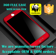 B888 360 full Degree case for samsung galaxy s3 s4 s5 mini s6 s7 protetive phone cover with tempered glass screen protector film