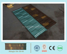 sheet metal roofing models