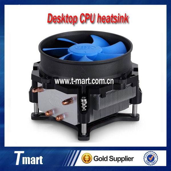 100% working New Intel AMD desktop CPU heatsink CPU heatsink Supported 775 1155 1150 1156 I3 I5 AM3+