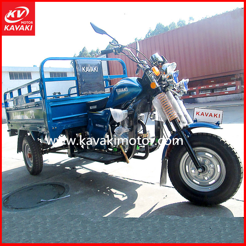 Cheap good quality loader vehicles lifan tekerlekli 3 wheel rickshaw trike in philippines