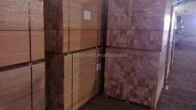 Dark Red Meranti Laminated Scantlings