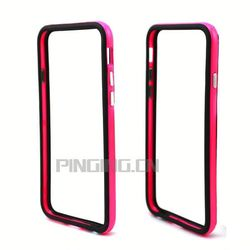 new design pc+tpu colorful frame bumper case for Samsung I8260 I8262 Galaxy Core
