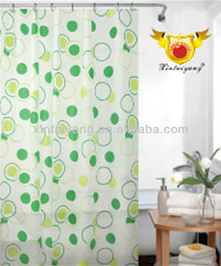 anime shower curtain