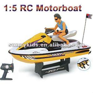 RC Motorboat 1:15 RC Mosquito Craft
