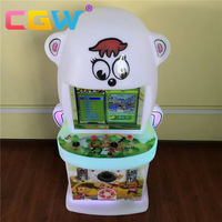 CGW Coin operated arcade taito vewlix l cabinet game machine