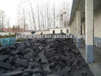 low sulphur anode carbon block