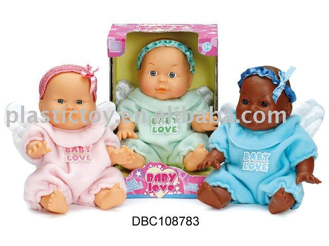 New & Hot mini angel baby doll for kids DBC108783