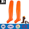 pvc promotional inflatable boot trees custom shoe trees cheap plastic portable boot tree