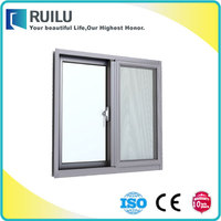 Price of Aluminium Sliding Window | Aluminium Double Galzed Windows and Doors Comply with European Standard
