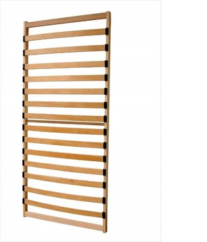 WOOD SLAT BED BASE